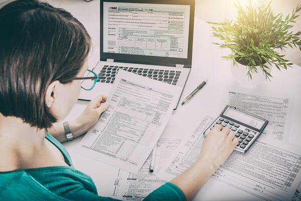 filing an extension for taxes