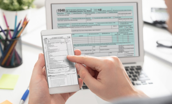 income tax filing 2