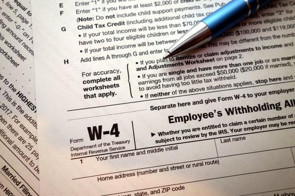 payroll deductions 3